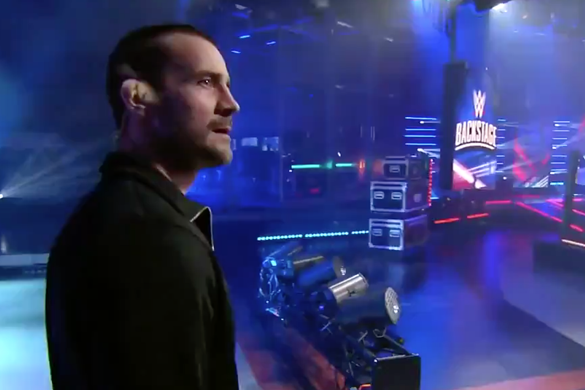 CM Punk Returns to WWE Television After Nearly Six Years Away