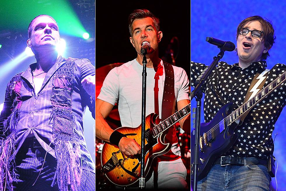 Weezer Tour 2020.Shinedown 311 Weezer Lead 2020 Sandjam Festival Lineup