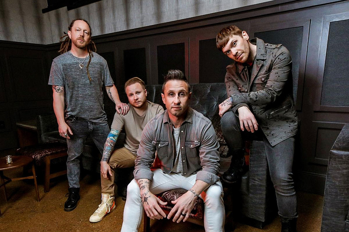 Shinedown Tie Record With 15th Mainstream Rock No. 1 Song