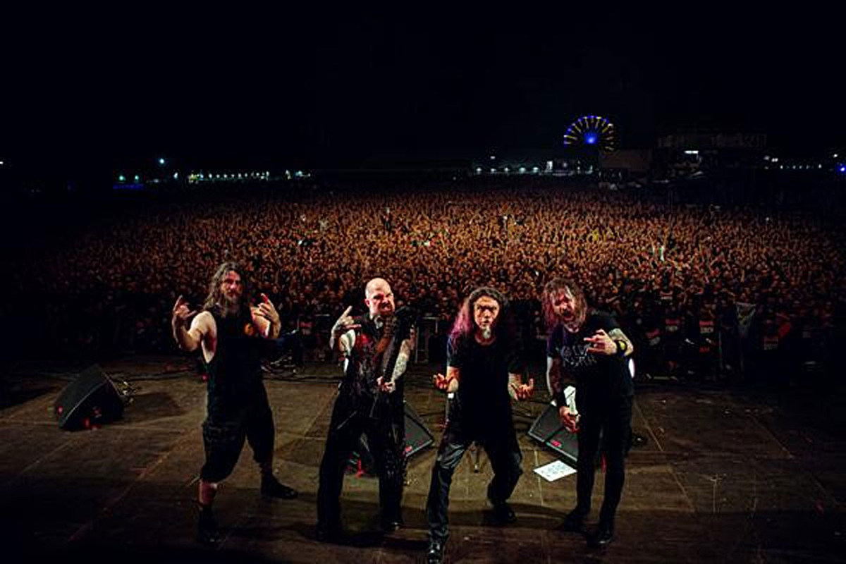 Slayer Manager: I Don't Sense a Reunion in the Future