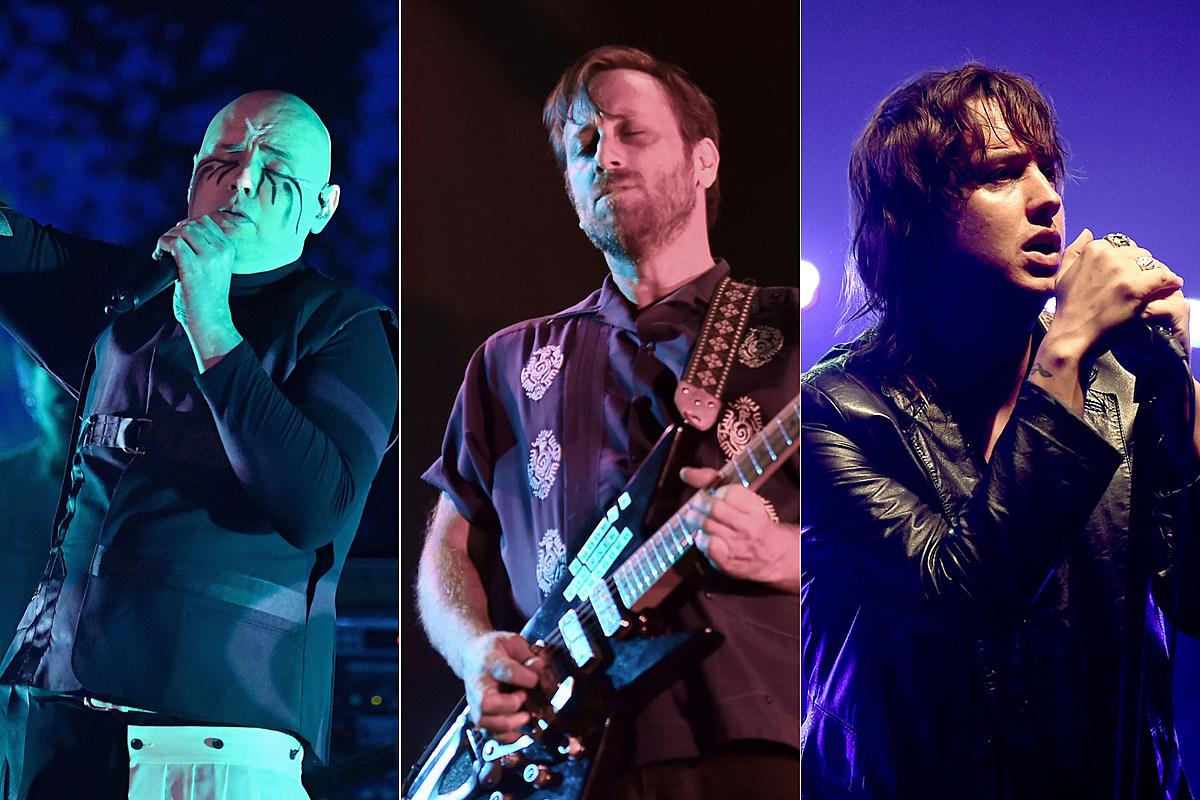 Black Keys, Smashing Pumpkins + Strokes Headline Shaky Knees Fest