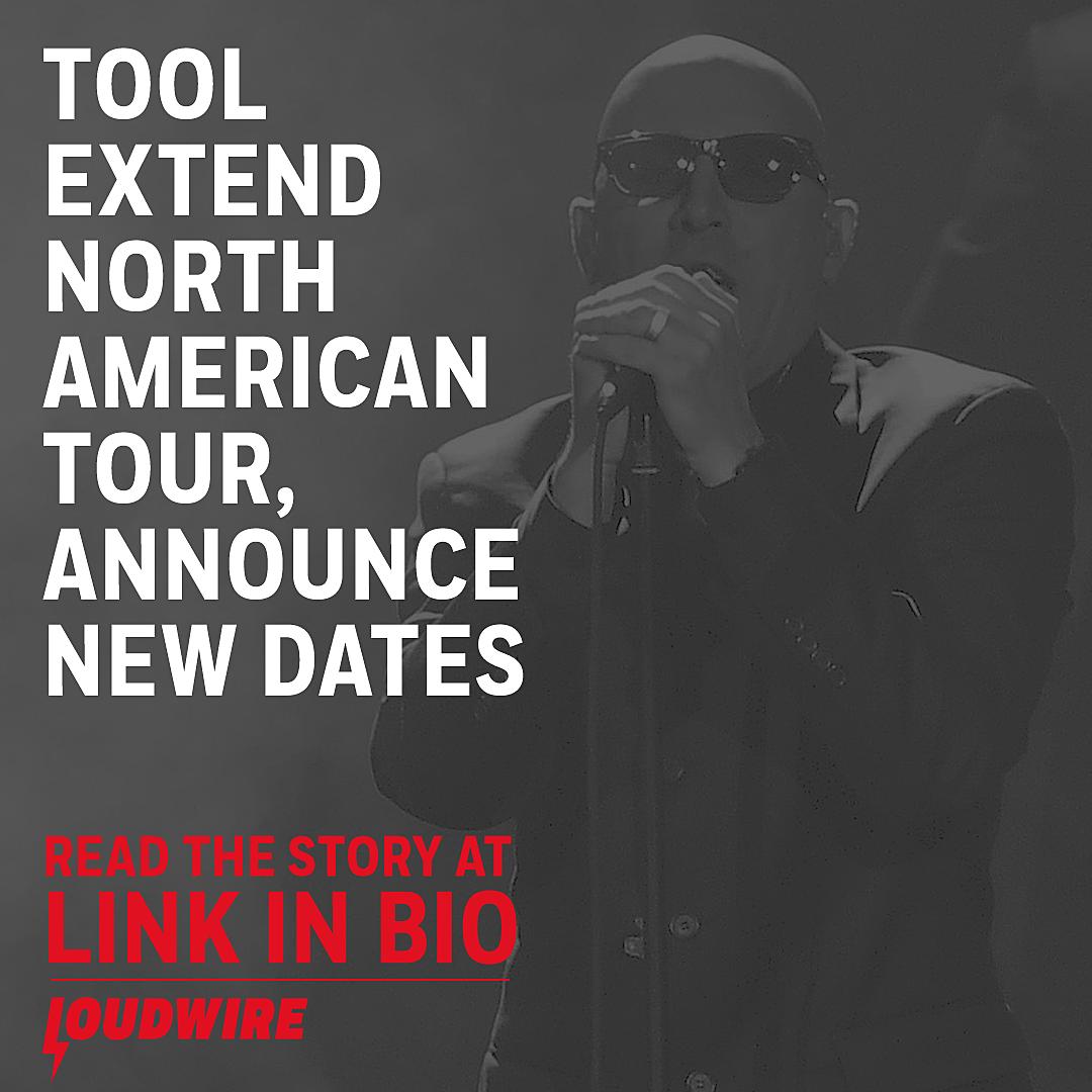 Tool Tour Dates 2020.Tool Announce 2020 Tour Dates