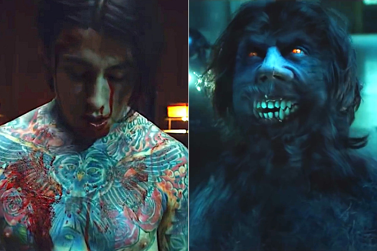 New Falling in Reverse Video Makes Ronnie Radke a Werewolf