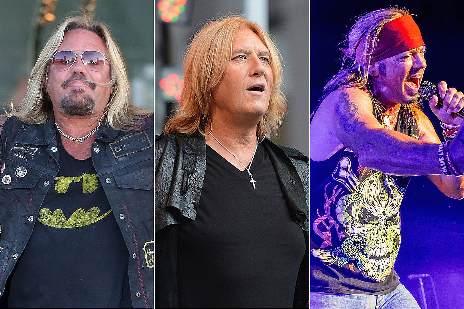 Tesla Tour 2020.Motley Crue Def Leppard Announce 2020 Stadium Tour With Poison