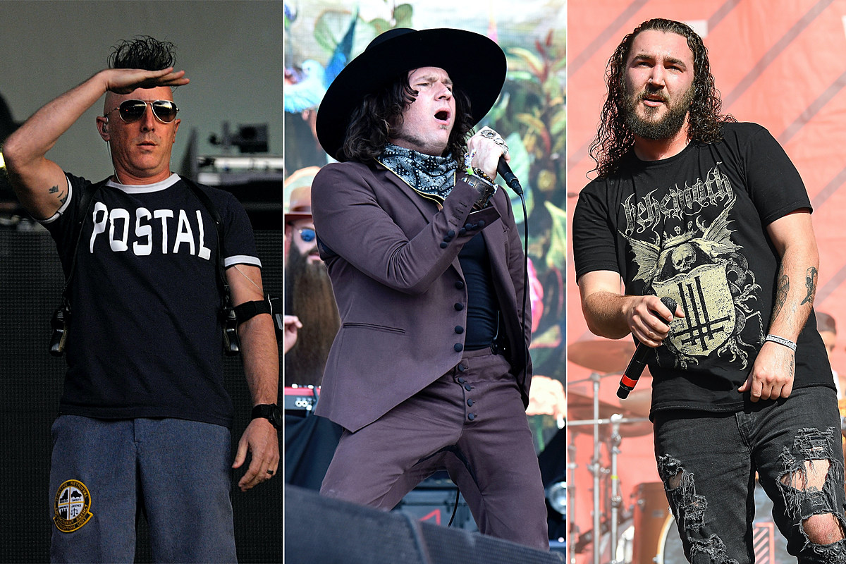 Here's All the 2020 Rock + Metal Grammy Nominations