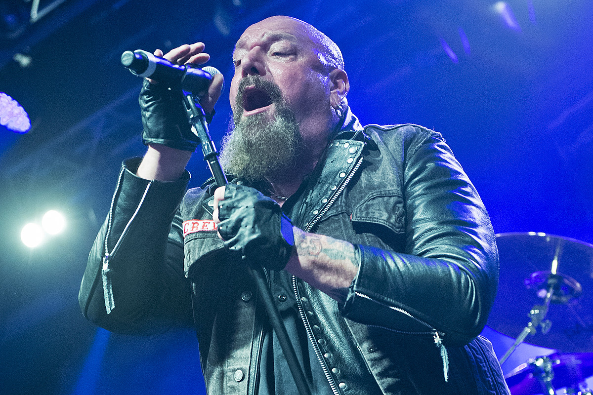 Paul Di'Anno Recruits Ex-Iron Maiden Members for Last Show Ever
