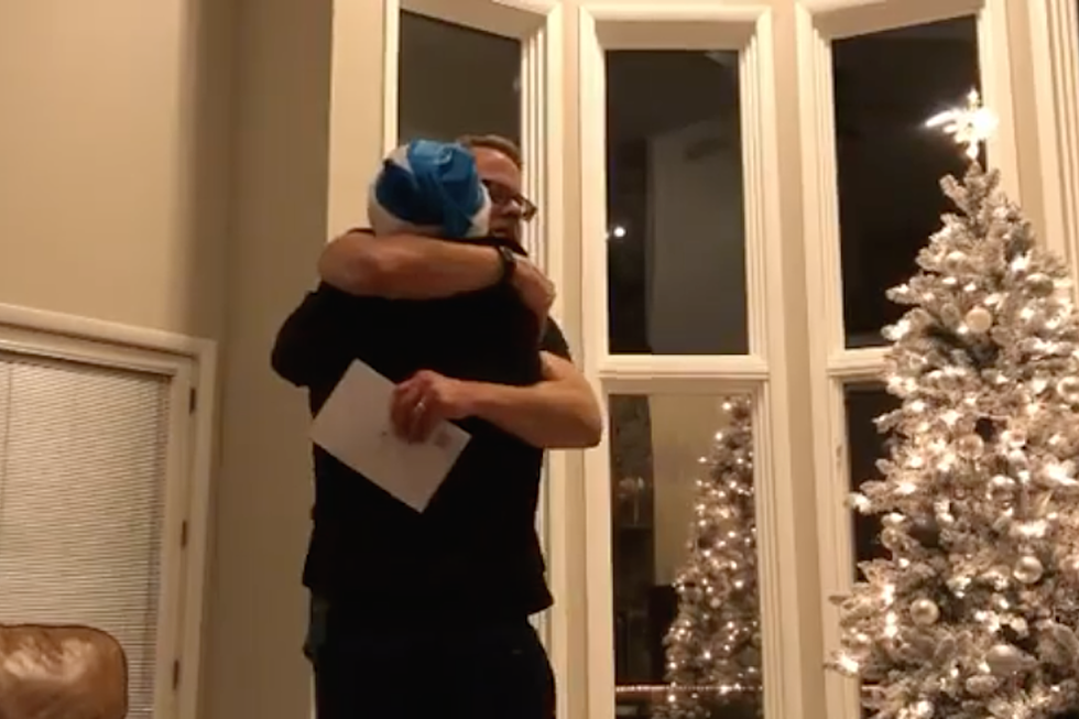 I Prevail Singer Pays Off His Dad S Mortgage For Christmas