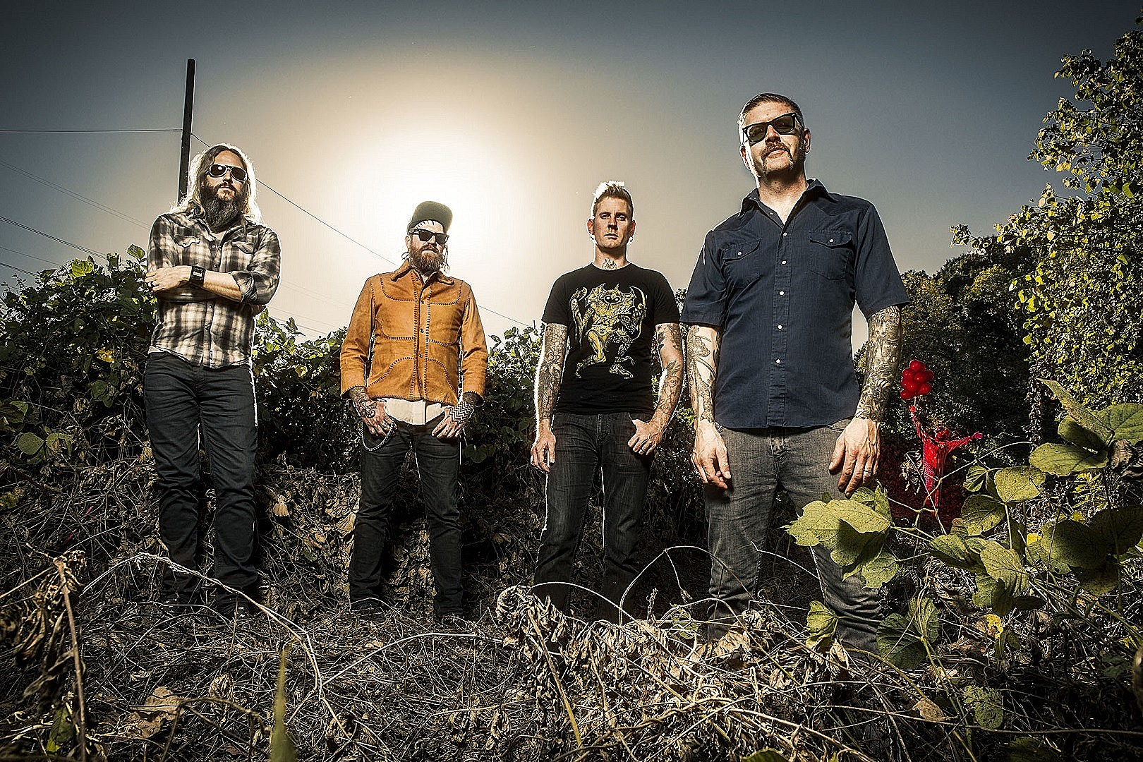 Mastodon Writing Song for 'Bill and Ted Face the Music'