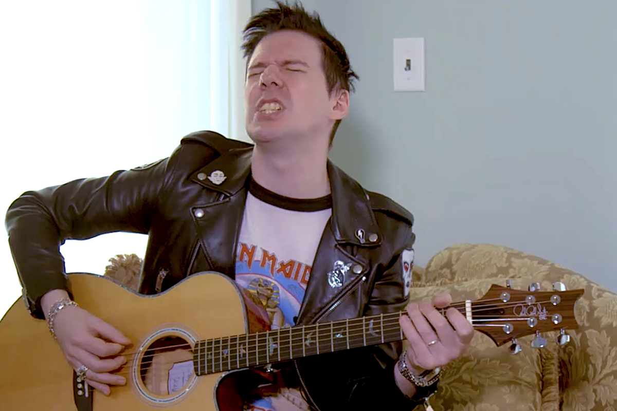 Ghost's Tobias Forge Plays His Favorite Riffs