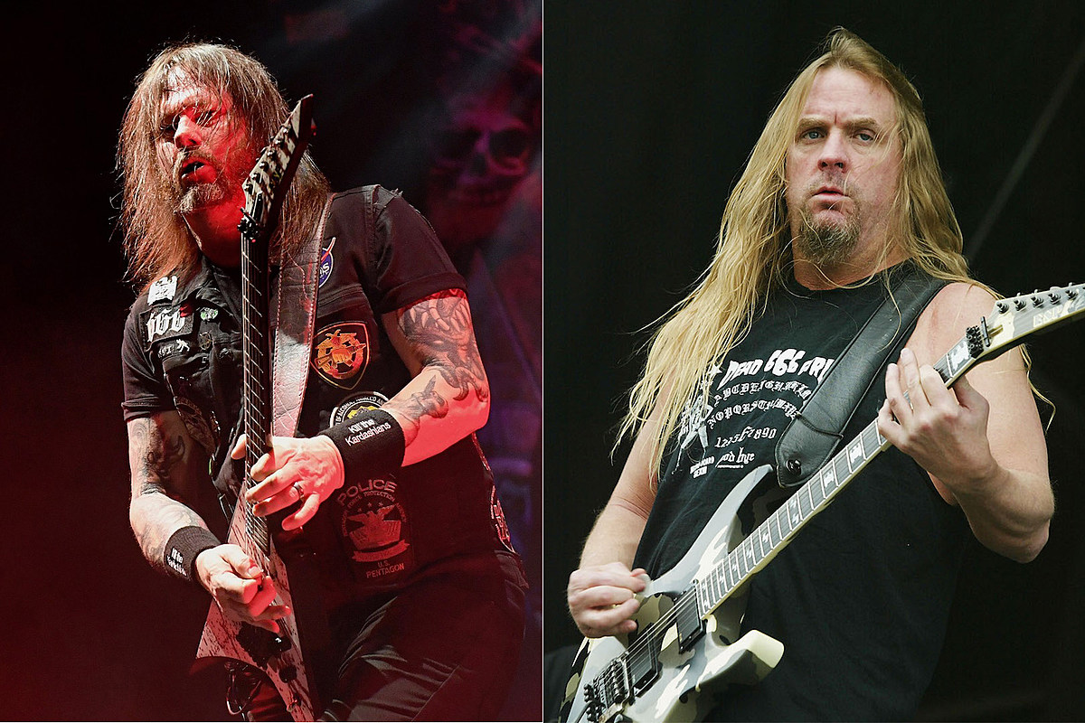 Gary Holt: It Should've Been Jeff Hanneman Playing With Slayer