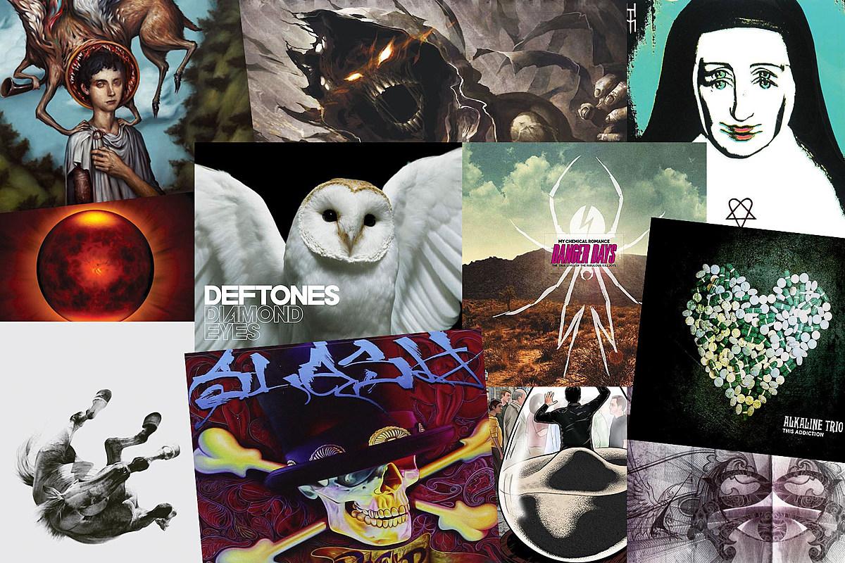 20 Best Rock Albums of 2010