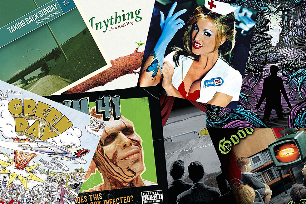 The 50 Greatest Pop Punk Albums Of All Time Ranked