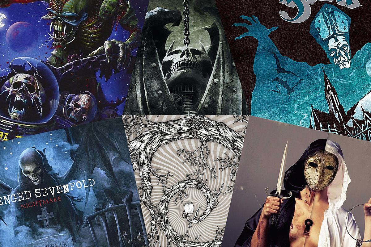 Almost Heaven 2010 20 best metal albums of 2010