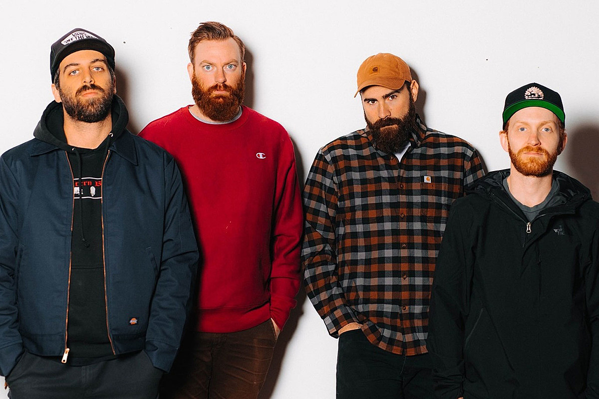 All American Orgy four year strong issue two new songs, announce 'brain pain' disc