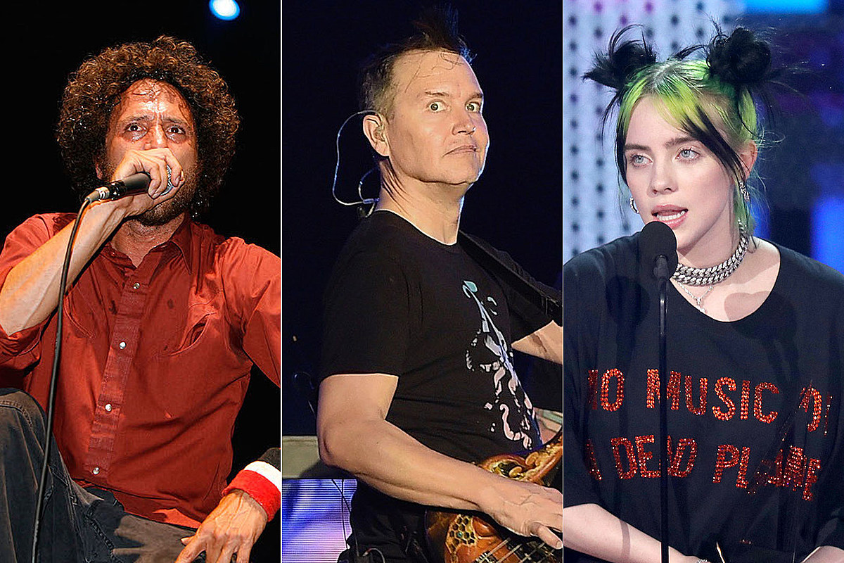 RATM, Blink-182, Billie Eilish Lead 2020 Firefly Festival Lineup