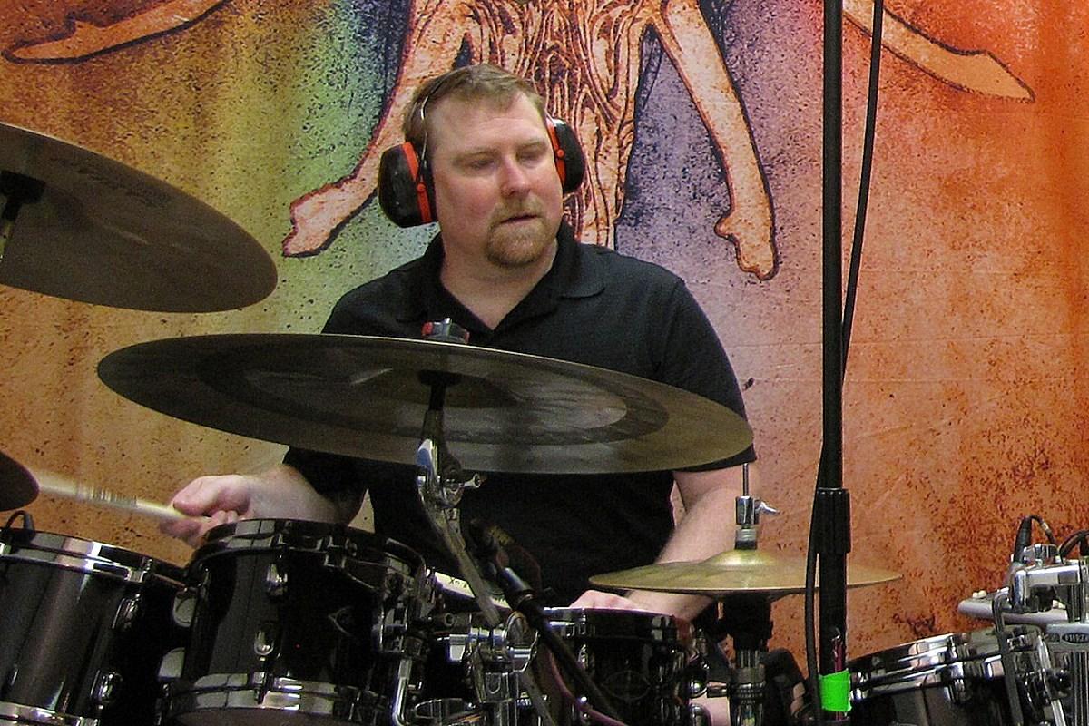 Death / Cynic Drummer Sean Reinert Dead at 48
