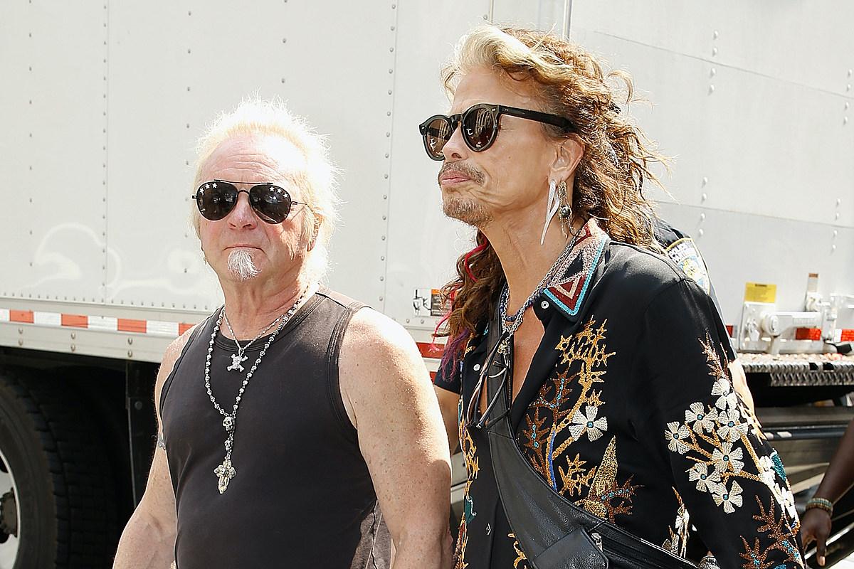 WATCH: Aerosmith Drummer Joey Kramer Denied Entry at Band Rehearsal
