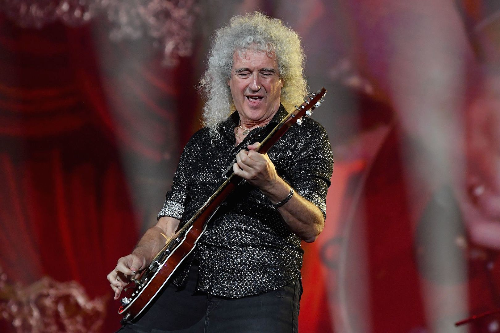 Brian May Had a Heart Attack Amid 'Bizarre Gardening Accident'