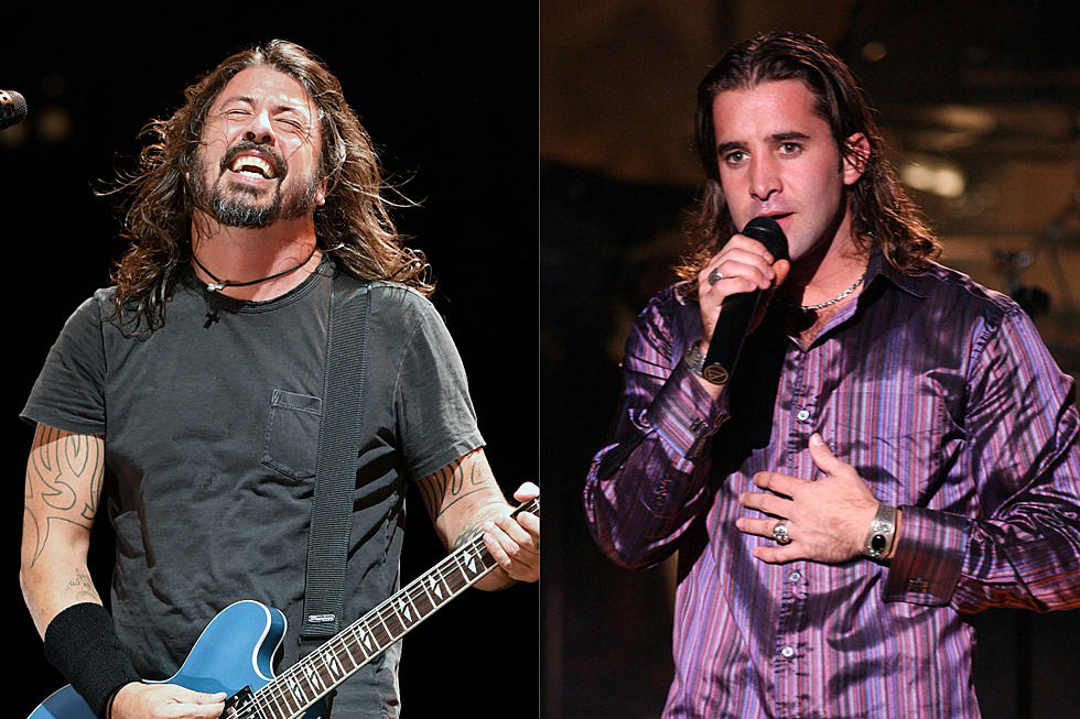 Dave Grohl Creeds With Arms Wide Open Truly An Amazing Song