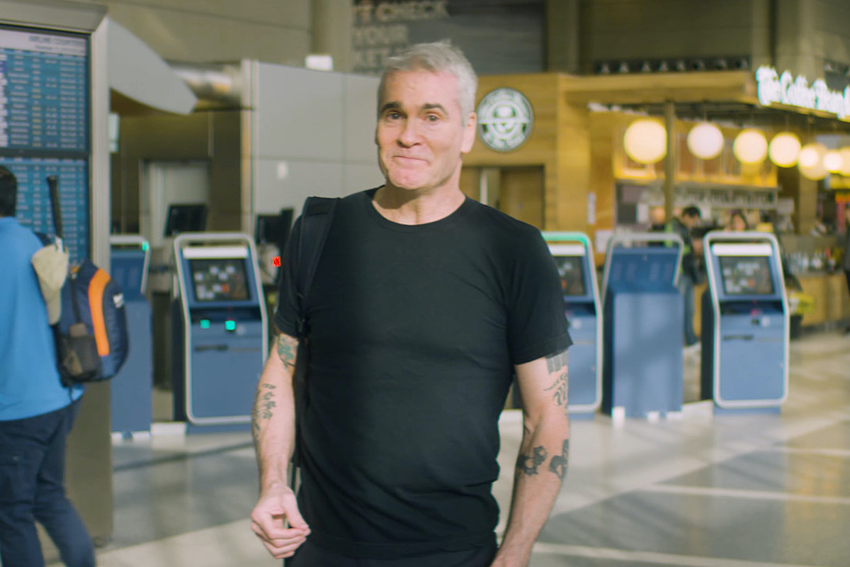 WATCH: Henry Rollins Stars in Airport Tourism Video for LAX