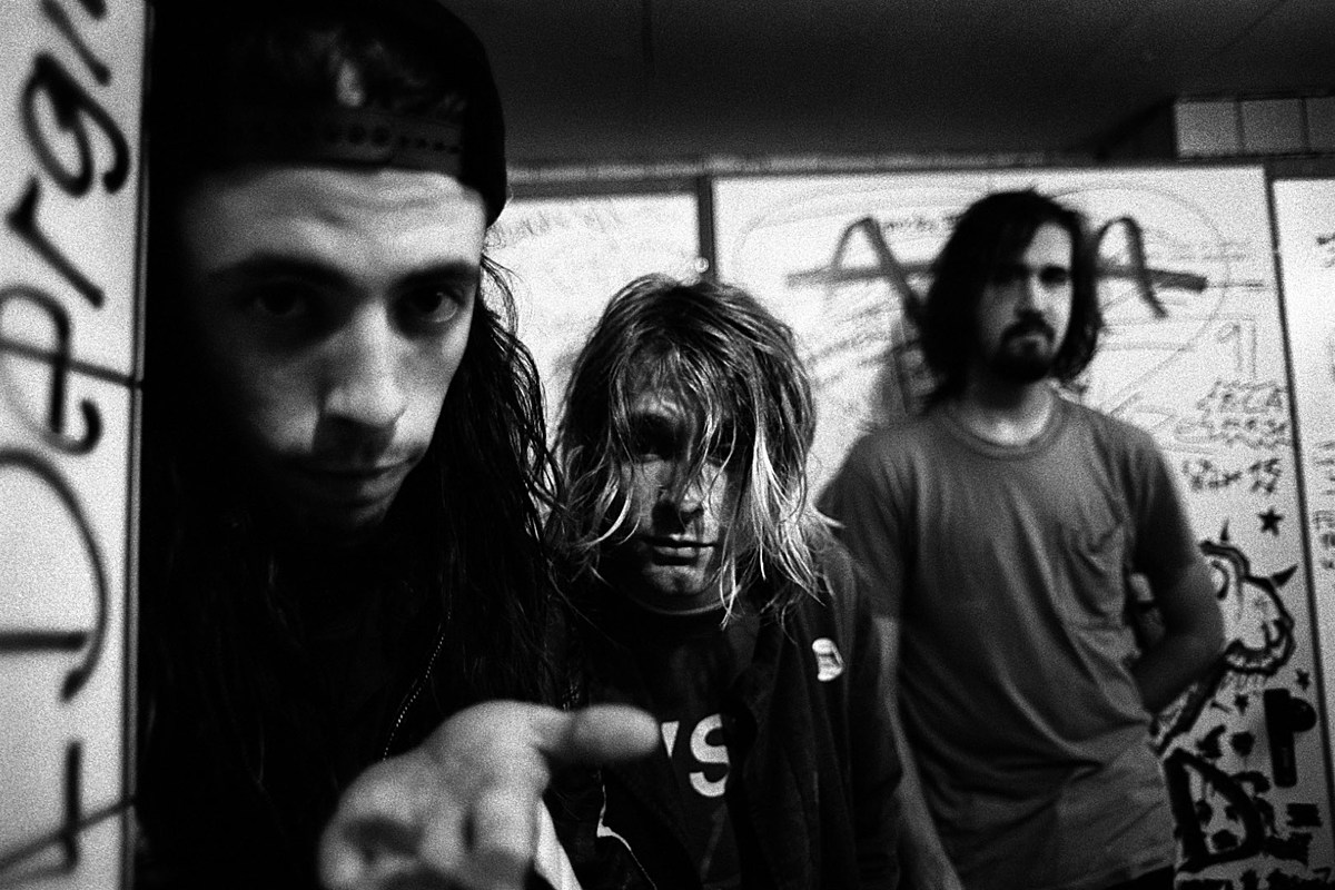 Nirvana Were the Most-Played Band of the Decade on Rock Radio
