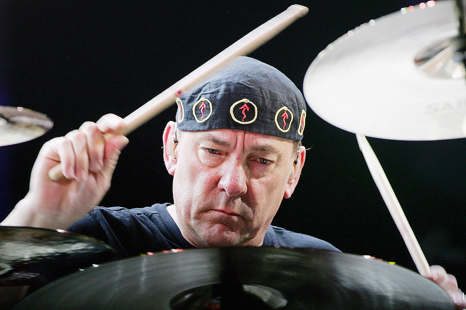 Neil Peart's Legacy Honored With 'Spirit of Drumming' Scholarship