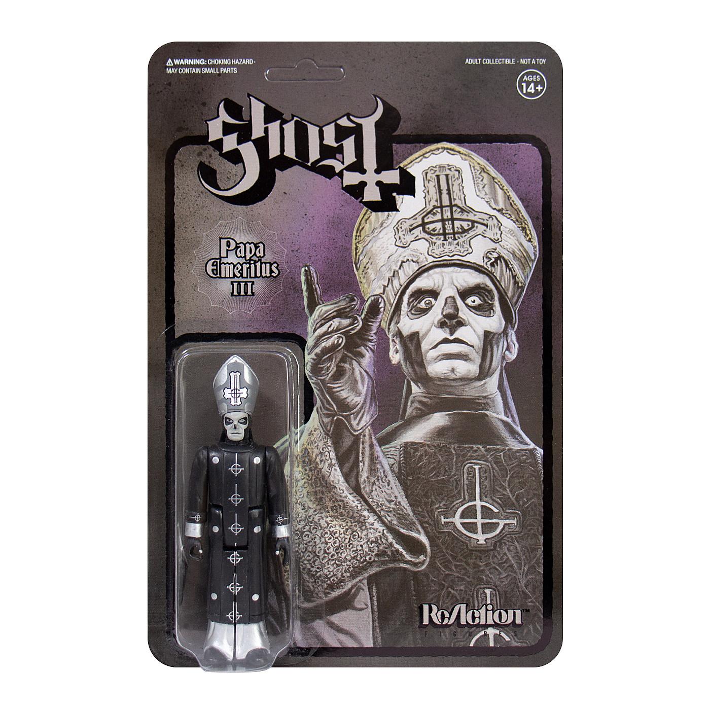 SLAYER ReAction Figure Original Limited Edition Heavy Metal Thrash Metal Rock