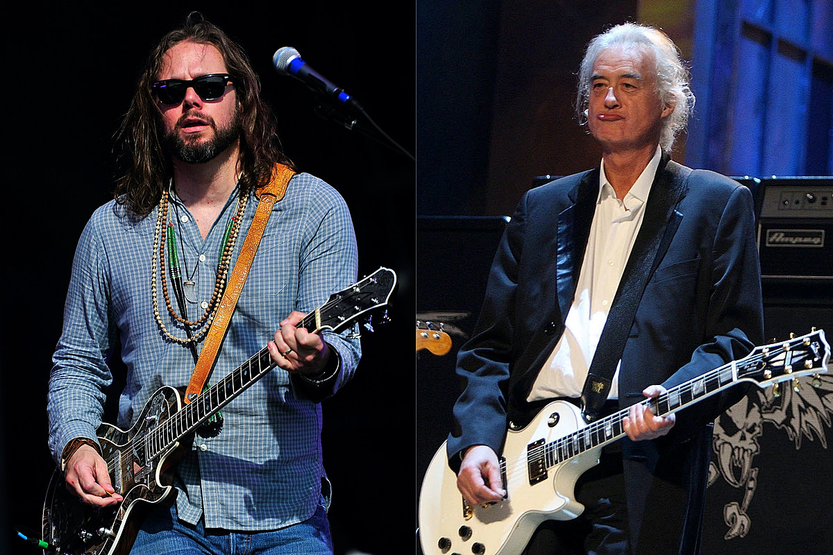 Black Crowes Guitarist Didn't Turn Down Jimmy Page Collaboration