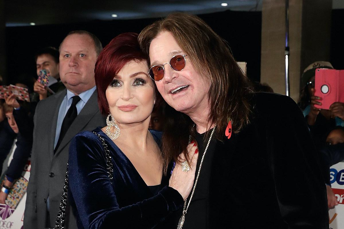 sharon osbourne ozzy red carpet 2017 Sharon + Ozzy Osbourne Victims of Credit Card Fraud