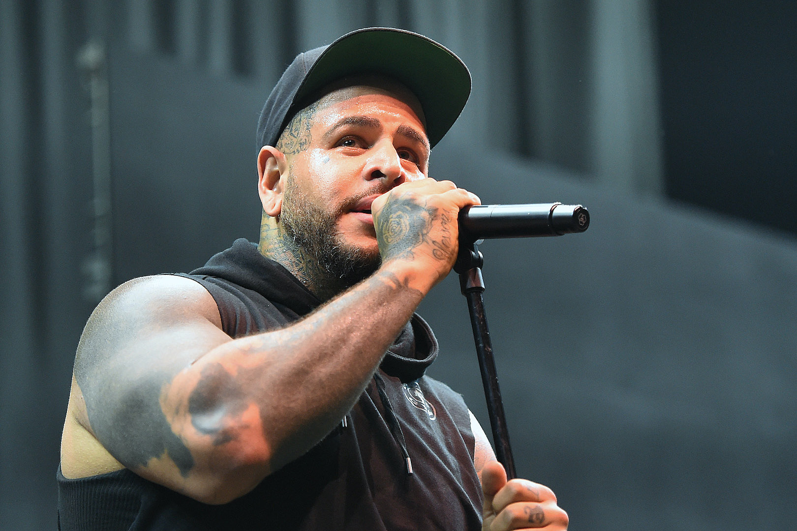 Report: Bad Wolves' Tommy Vext Accused of Assault