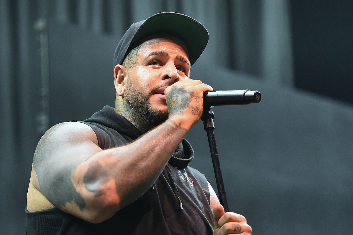 tommy vext bad wolves live 20191 Tommy Vext: My Black Life Should Matter Regardless of My Beliefs