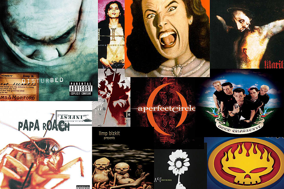 The 30 Best Rock Albums Of 2000