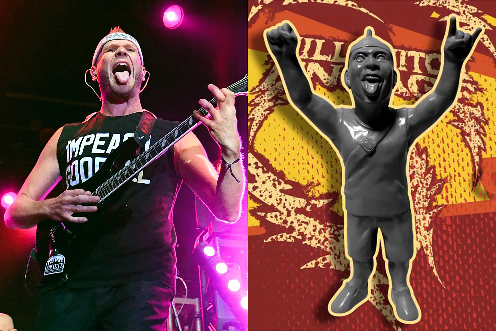 Killswitch Engage Guitarist To Be Immortalized With Toy Figurine