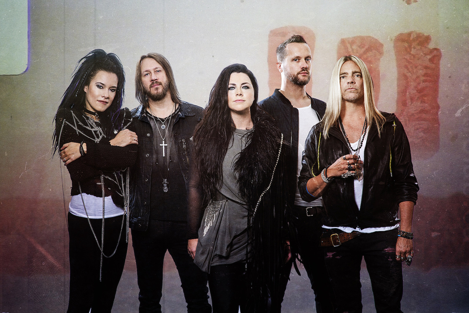 Evanescence Unveil 'Better Without You' Video, To Play Livestream