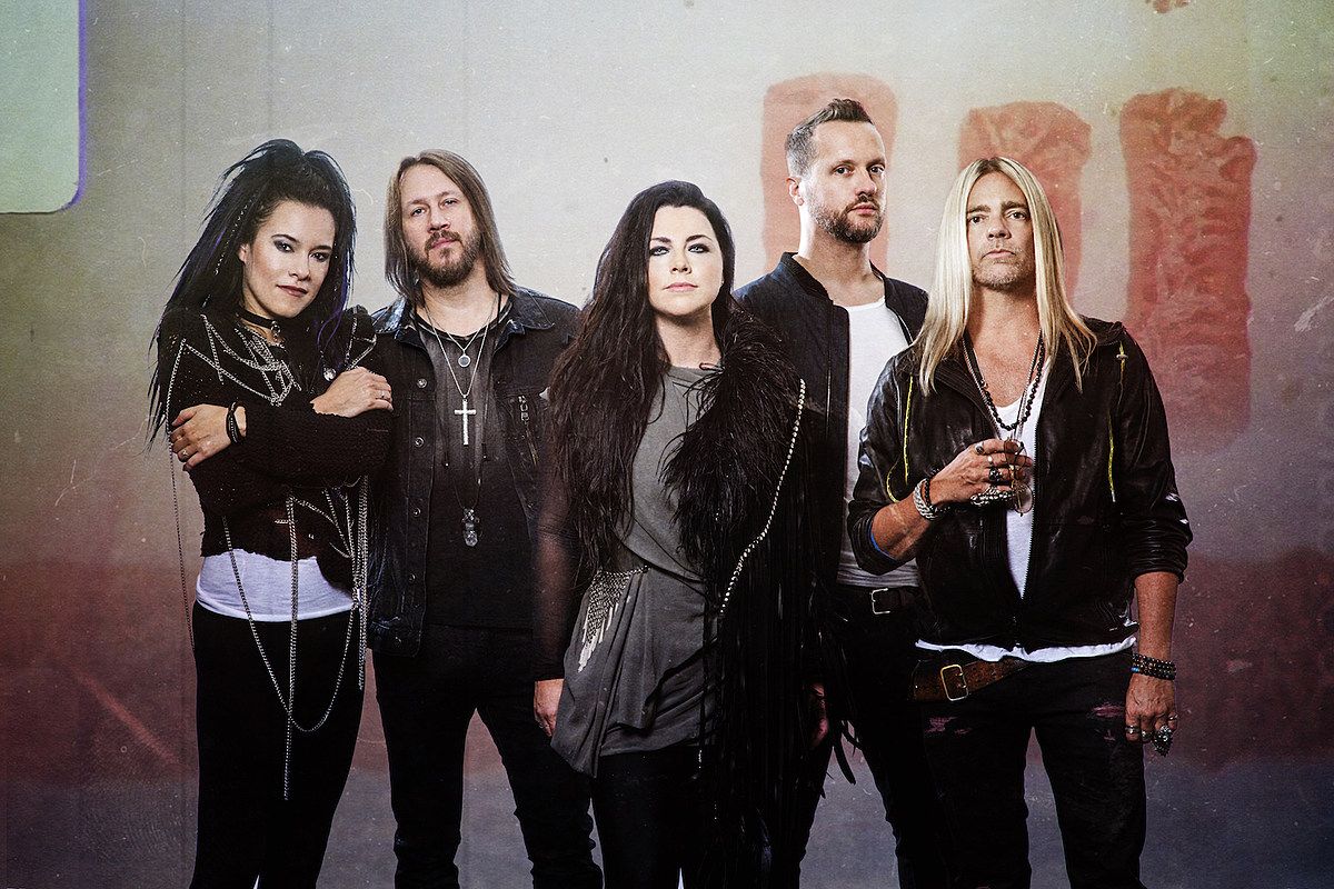 Evanescence Embrace Tragedy в новой песне Better Without You