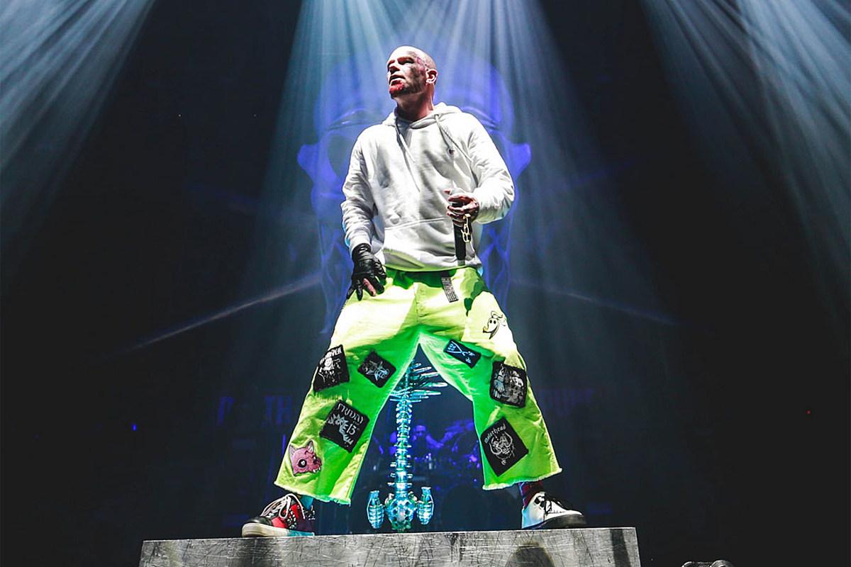 Иван Муди ошибочно принял коллаборацию из Five Finger Death Punch за 'вызов'