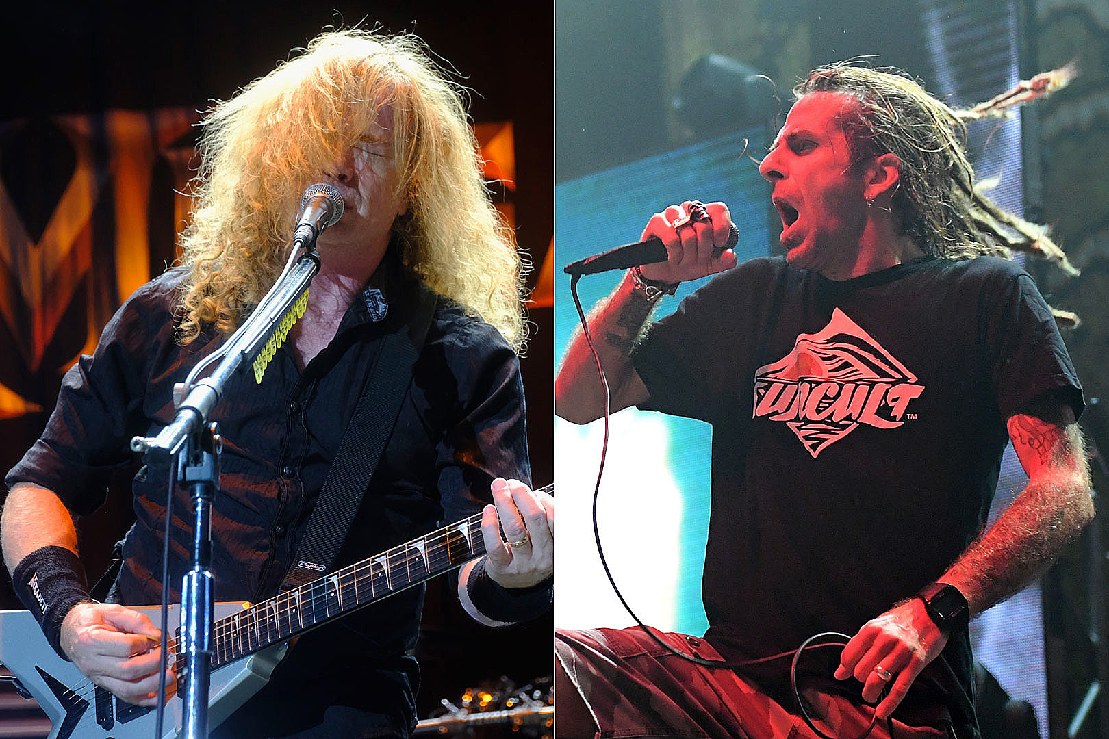 Megadeth + Lamb of God Tour Postponing Canadian Dates Until 2022