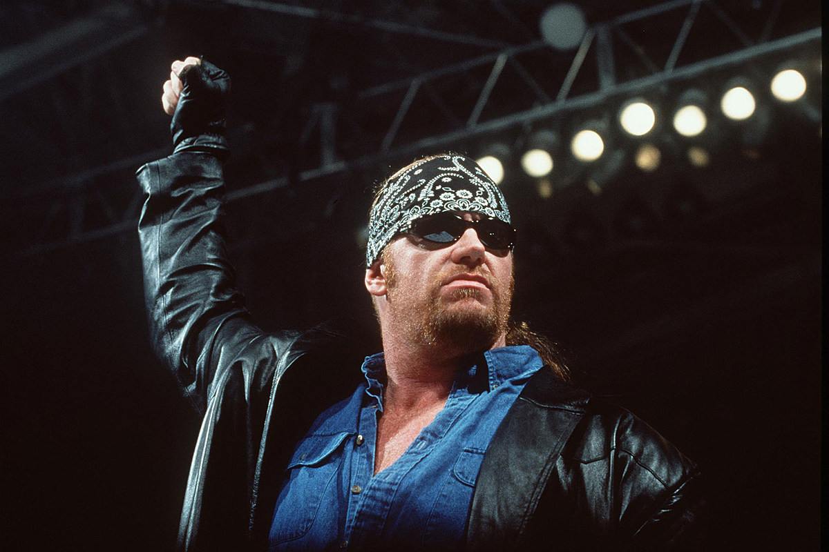 The Undertaker: I Could Have Done More With Nu-Metal 'American Badass' Persona