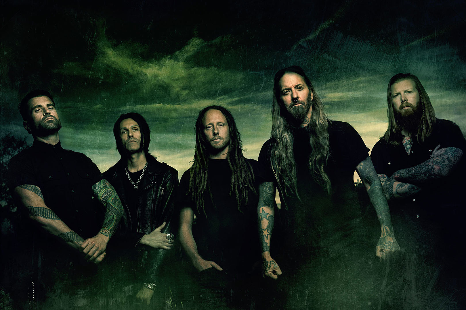 DevilDriver Reveal 'Keep Away From Me' Song, Detail New Album