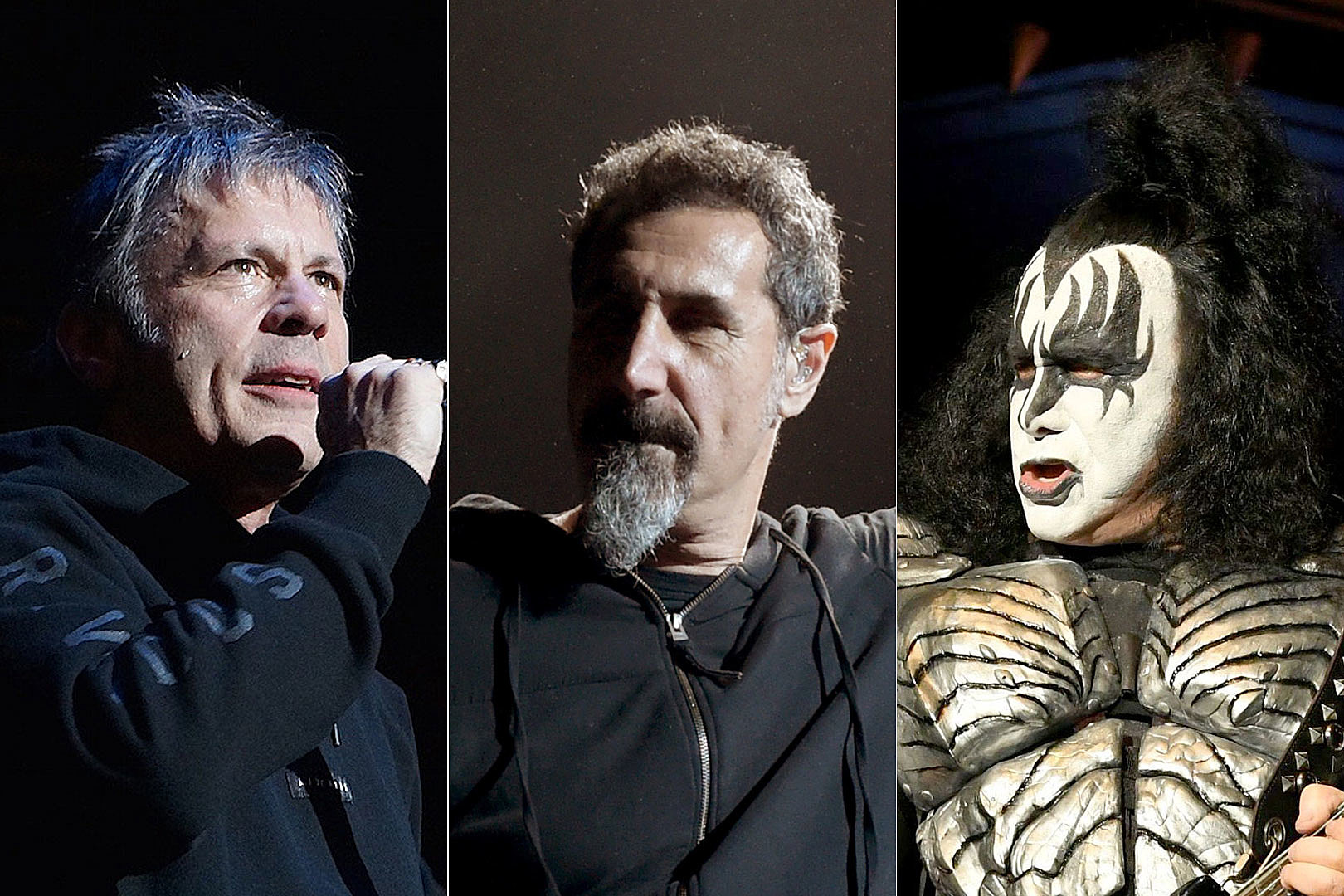 Iron Maiden, System of a Down + KISS Lead Download Virtual Fest