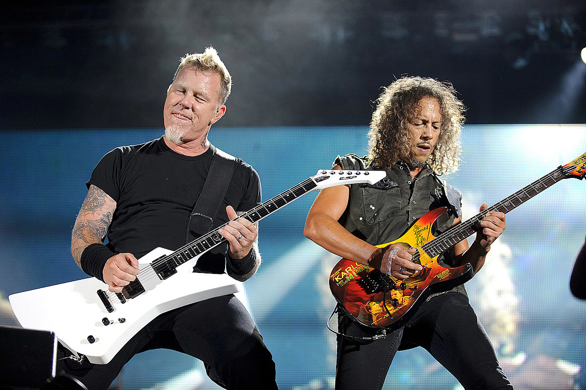Metallica Announce Second Round of Covid-19 Relief Grants