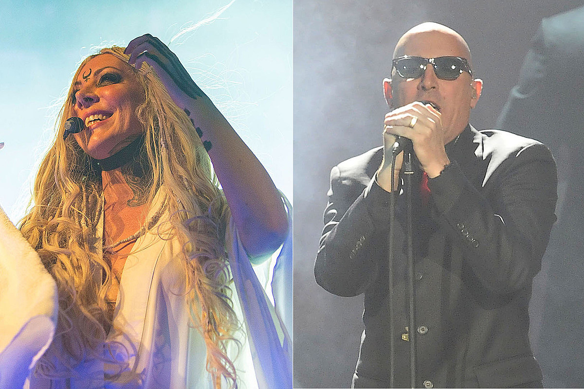 In This Moment's Maria Brink Wants to Collaborate With Maynard James Keenan