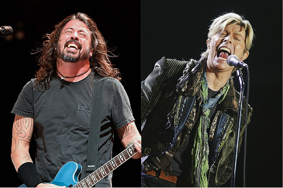 Dave Grohl New Foo Fighters Lp Is Our David Bowie Dance Record