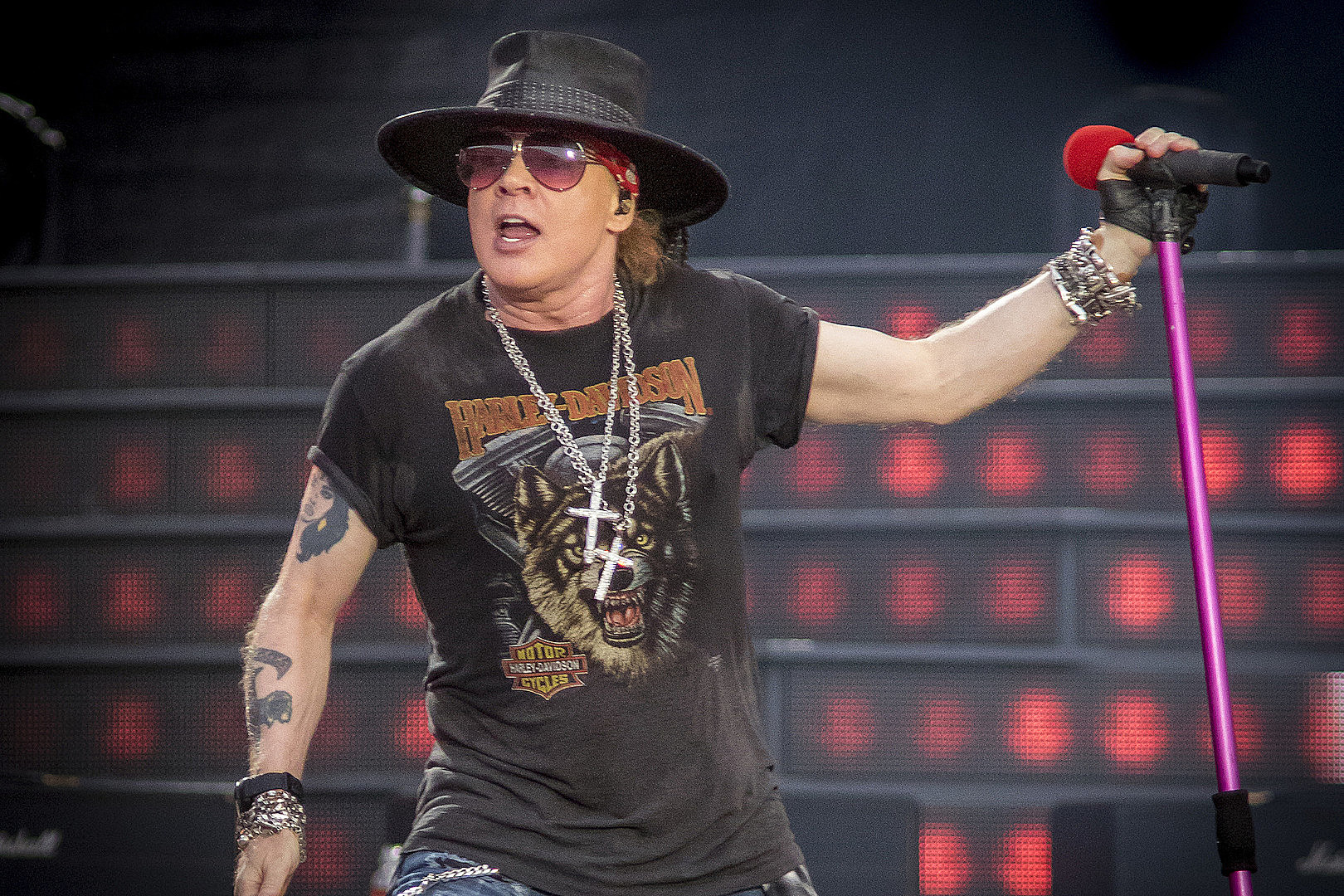 Axl Rose Has Message for Fans Following End of Guns N' Roses Tour