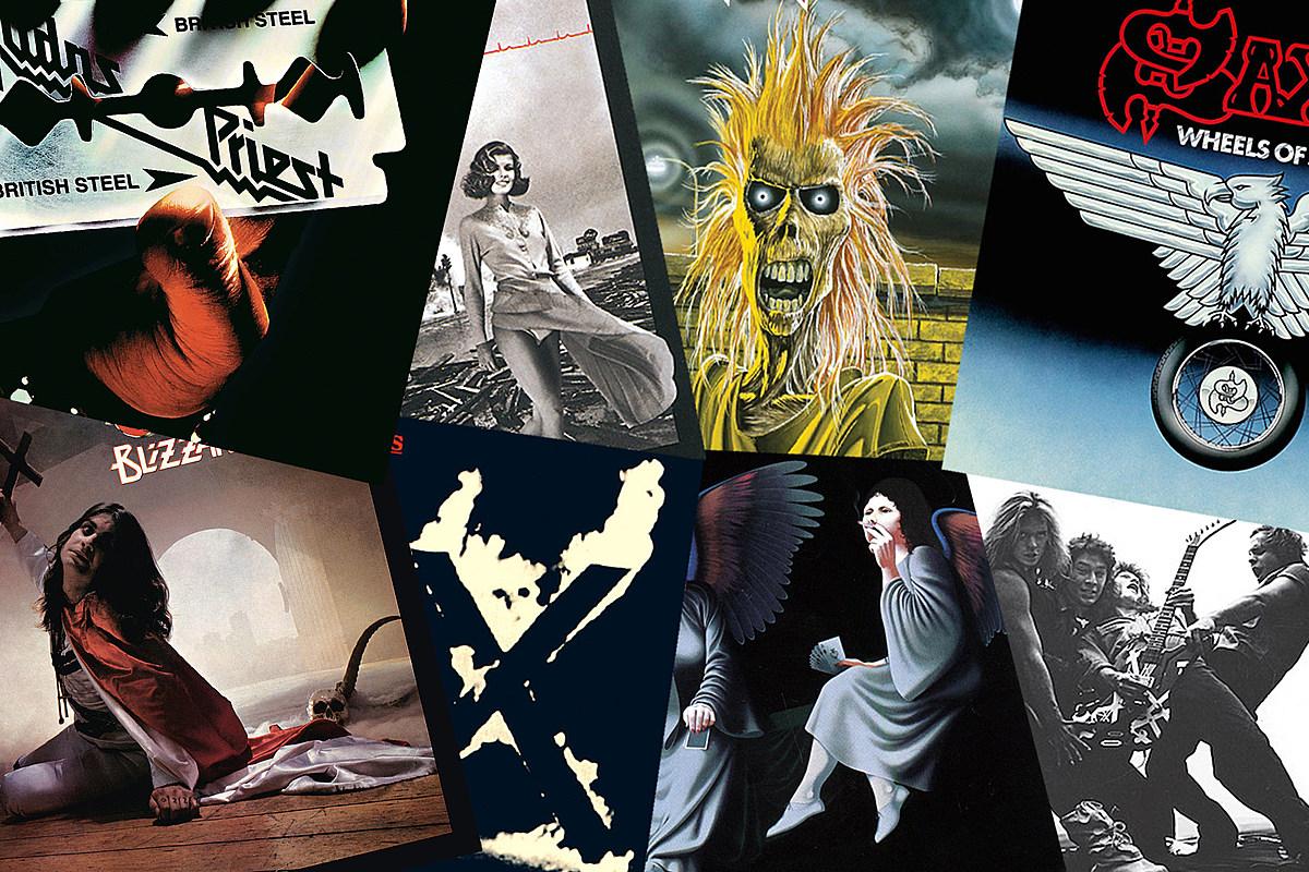 The 50 Best Rock + Metal Albums of 1980