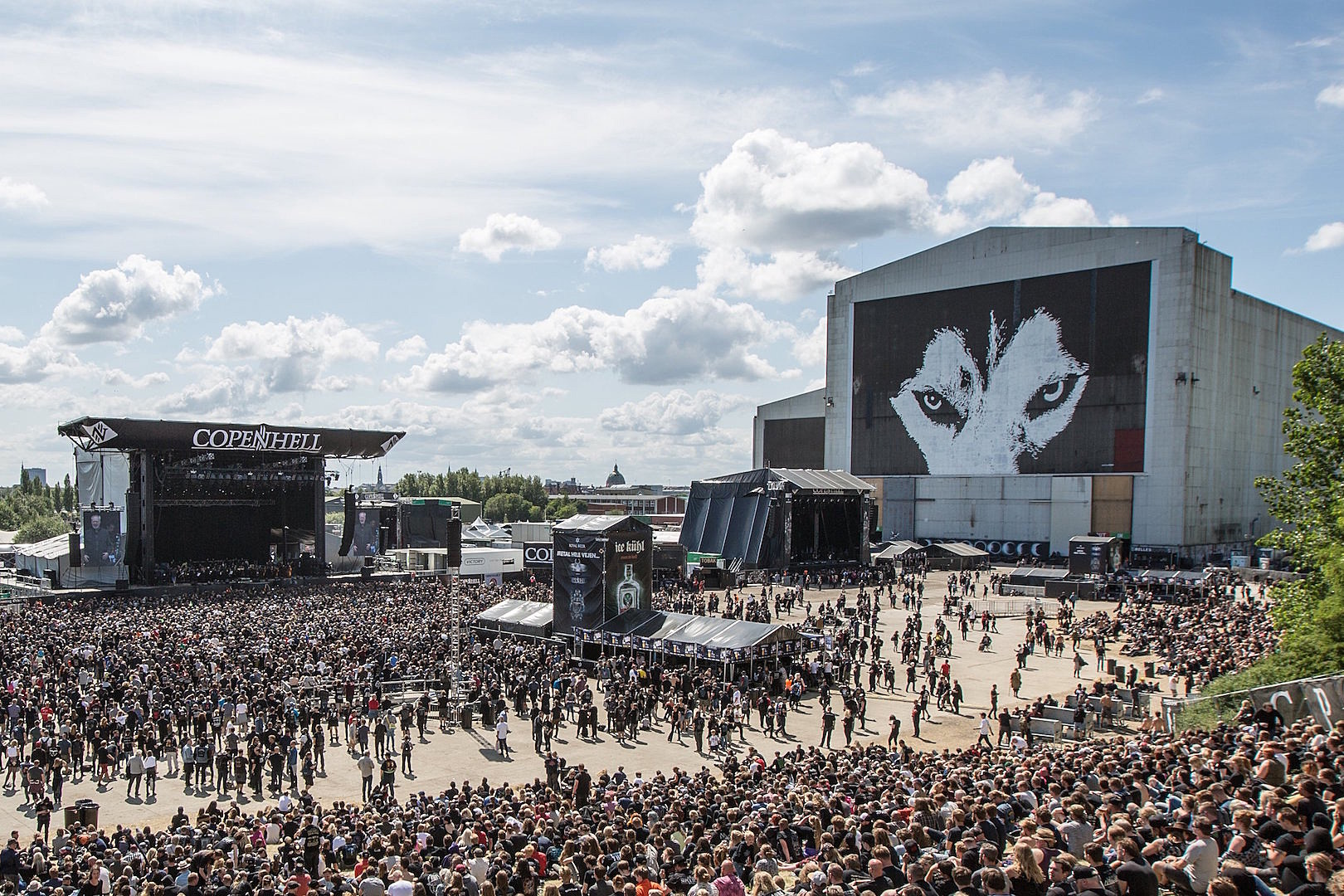 Copenhell Metal Festival Venue Taken Over by Church in Denmark