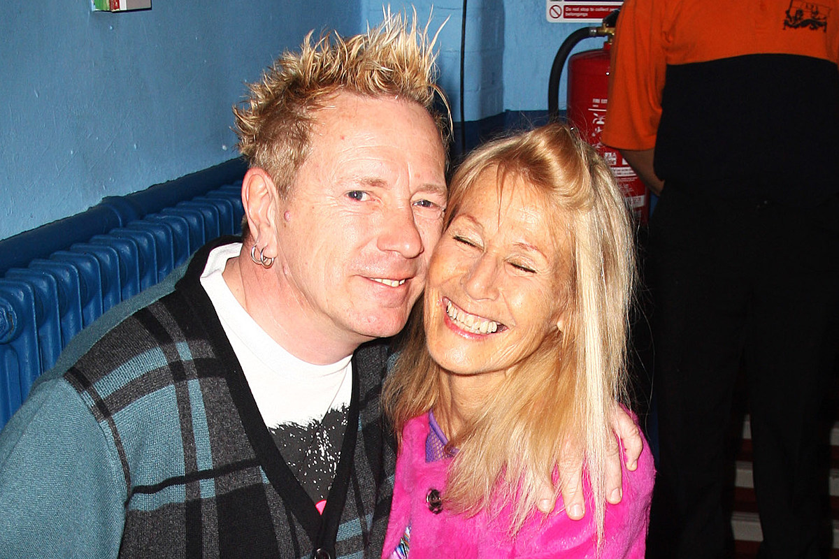 Johnny Rotten's Wife Just Got a Sad Diagnosis