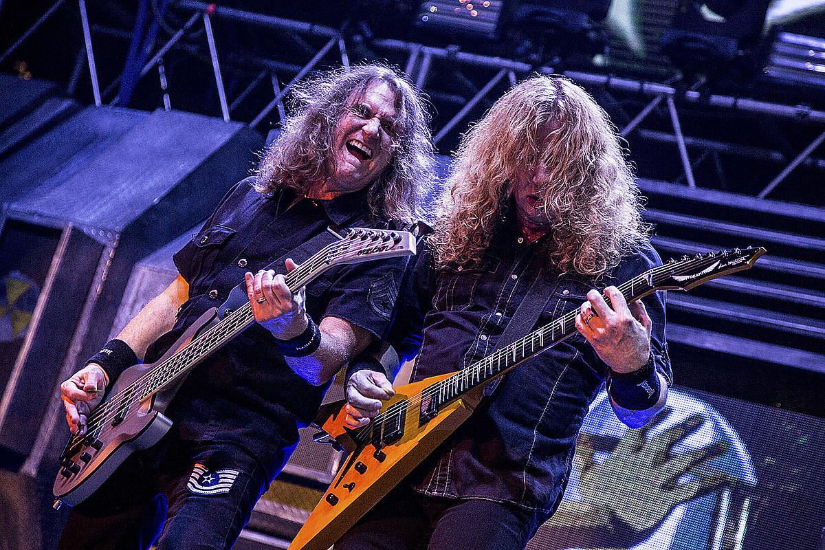 Эллефсон рассказывает историю создания огромного хита Megadeth за пару часов