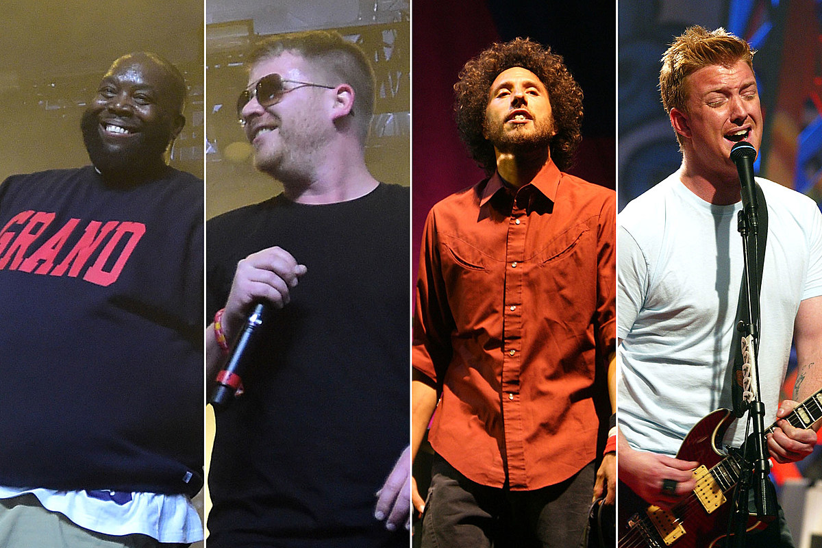 Run the Jewels Zack Josh Zack de la Rocha + Josh Homme Perform Live With Run the Jewels