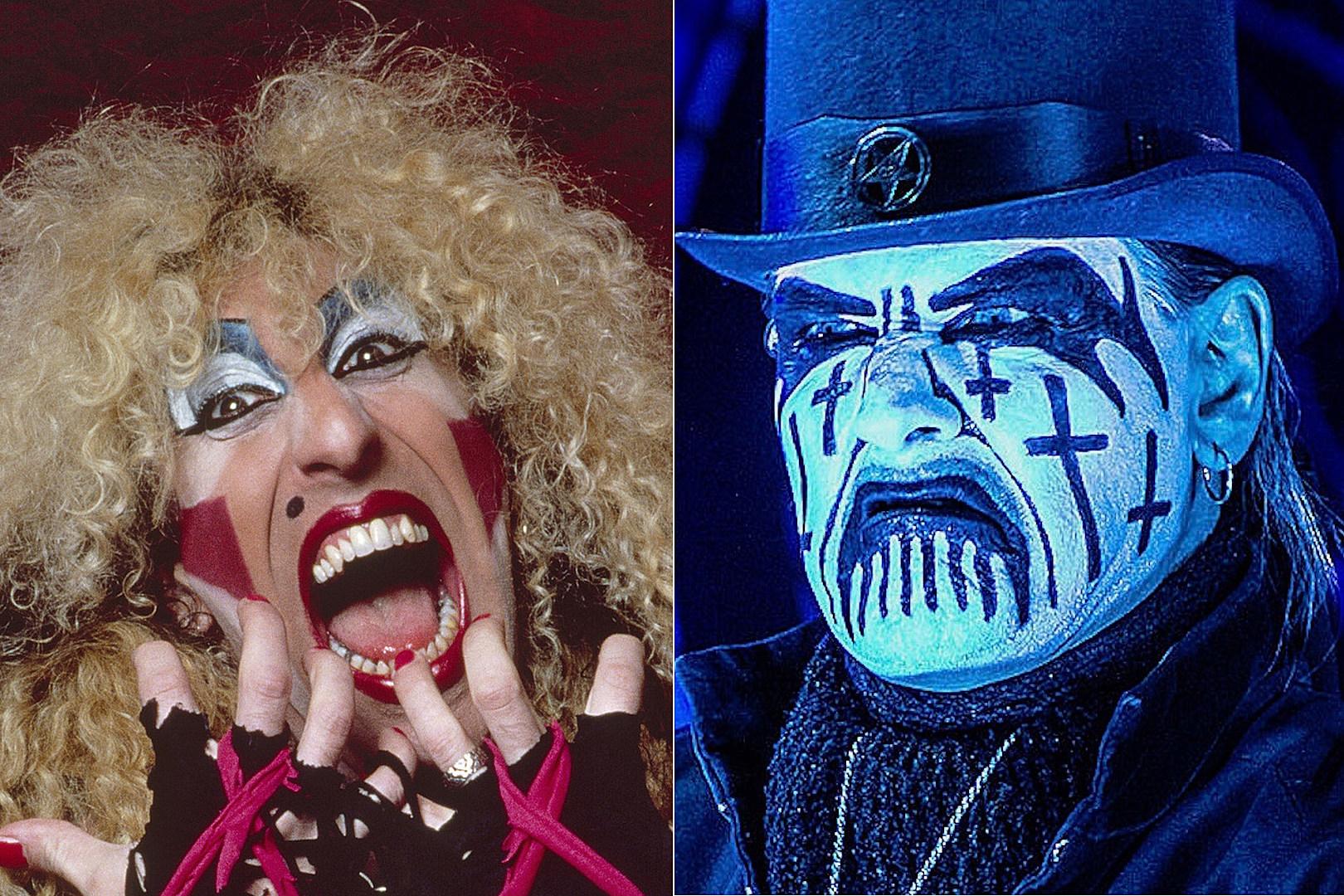 22 Makeup Trends That Define the History of Rock + Metal